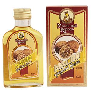 """Масло грецкого ореха """"Масляный король"""", 100 мл. от Свой Путь"""