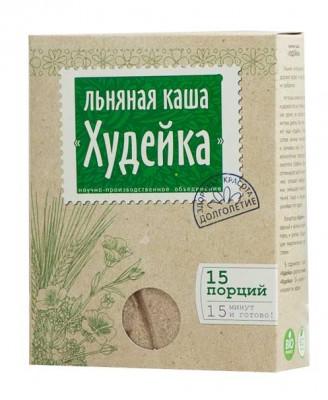 Льняная каша Худейка, 400 г