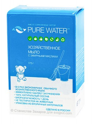 ������������� ���� � �������� ������� Pure Water, 175 �