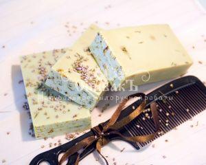 Цветочное мыло-шампунь, Спивак, 100 г