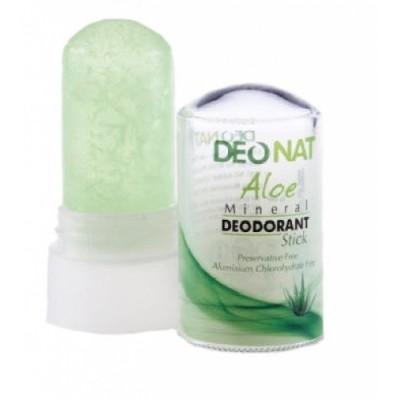 Дезодорант кристалл, Деонат,  с соком алоэ, стик, 60 г от Свой Путь