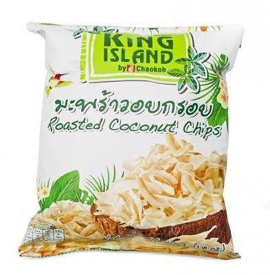 Кокосовые чипсы KING ISLAND, 40 г от Свой Путь