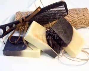 Мыло-шампунь Дегтярное, Спивак, 100 г