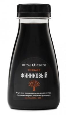 """Пекмез (сироп) финиковый, """"Royal Forest"""", 250 г от Свой Путь"""