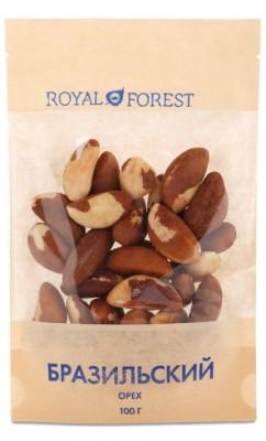 """Бразильский орех, """"Royal Forest"""", 100 г от Свой Путь"""