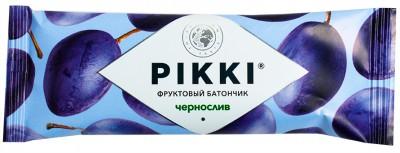 """Батончик фруктовый Чернослив, """"Pikki"""", 25 г от Свой Путь"""