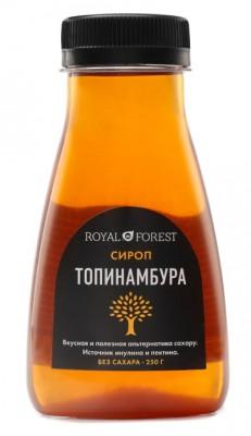 """Сироп топинамбура, """"Royal Forest"""", 250 г от Свой Путь"""
