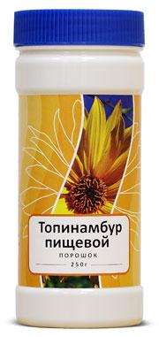 Топинамбур пищевой с инулином,