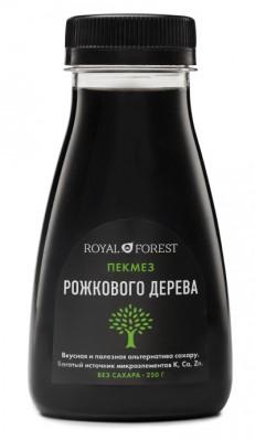 """Пекмез (сироп) рожкового дерева, """"Royal Forest"""", 250 г от Свой Путь"""