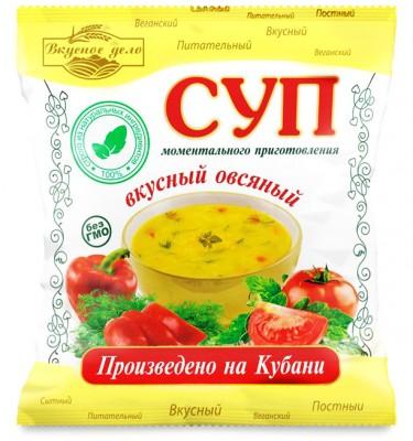"""Суп овсяный, """"Вкусное дело"""", 28 г от Свой Путь"""