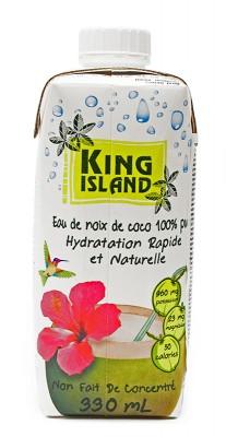 Кокосовая вода без сахара KING ISLAND, 330 мл от Свой Путь