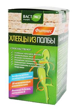 Хлебцы из полбы без соли круглые Фитнес, 100 гЖивые полезные хлебцы<br>Хлебцы из полбы без соли круглые Фитнес - это здоровая замена хлебу, булочкам. <br><br><br> Полба содержит L-триптофан, который помогает улучшить общее самочувствие и поднимает настроение. Благодаря щадящей технологии производства, продукт сохраняет все ц...<br>