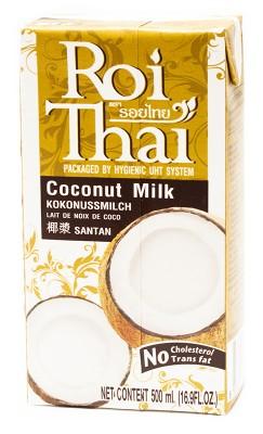 Кокосовое молоко ROI THAI, 500 мл от Свой Путь