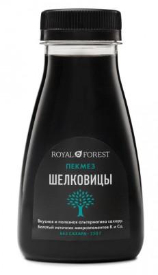 """Пекмез (сироп) шелковицы, """"Royal Forest"""", 250 г от Свой Путь"""