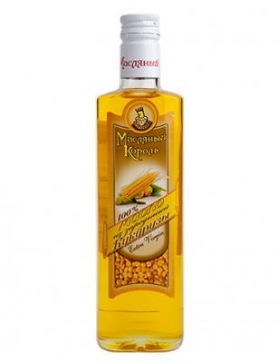 """Масло из зародышей кукурузы, """"Масляный Король"""", 350 мл от Свой Путь"""