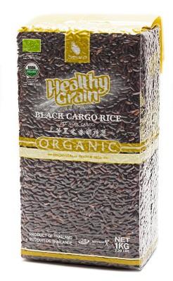 Органический тайский черный рис SAWAT-D, 1 кг