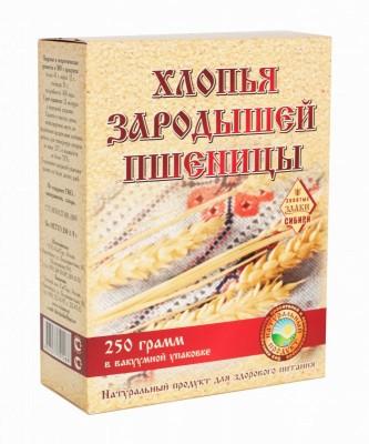 """Хлопья зародышей пшеницы, """"Сибтар"""", 250 г от Свой Путь"""