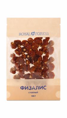 Физалис сушеный, Royal Forest, 100 гр от Свой Путь