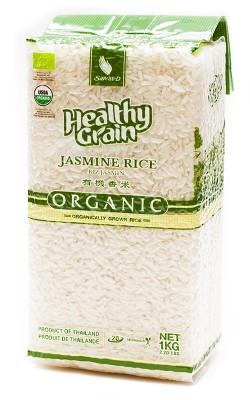 Органический тайский рис жасмин белый, 1 кг от Свой Путь