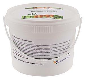 Кислородный отбеливатель/пятновыводитель ЭКО2 (перкарбонат натрия), 500 г от Свой Путь