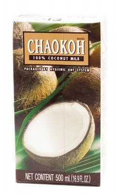Кокосовое молоко CHAOKOH, 500 мл от Свой Путь