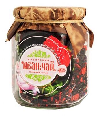 """Сибирский иван-чай ферментированный """"Кипящий Пирей"""", 85 г"""