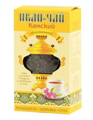 Иван-чай сильной ферментации Камский, 50 г от Свой Путь