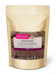Какао паста органическая,