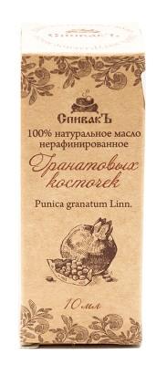 Масло Гранатовых Косточек нерафинированное, Спивак, 10 мл от Свой Путь