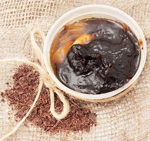 Шоколадно-анисовый джем для умывания, Спивак, 100 г