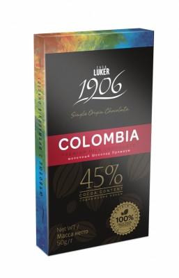 "Шоколад молочный ""Colombia"", Casa Luker, 100 г от Свой Путь"