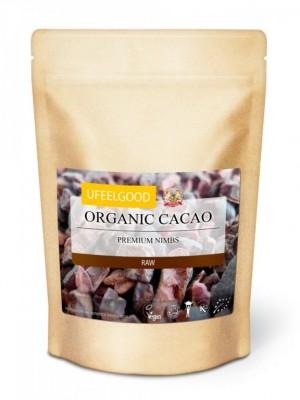 Какао бобы кусочками (нибсы),