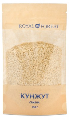 Семена кунжута, Royal Forest, 100 г