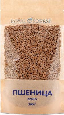 Пшеница для проращивания, Royal Forest, 200 г