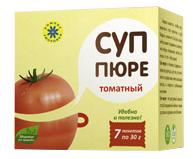 """Суп пюре """"Томатный"""", 7 пакетов по 30 г от Свой Путь"""