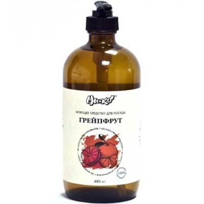 Жидкое моющее средство для посуды Грейпфрут, МиКо, 480 мл