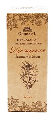 Масло Кунжутное нерафинированное, Спивак, 50мл