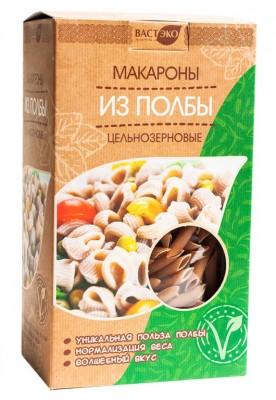 Полбяные макароны перья, Вастэко, 400 г