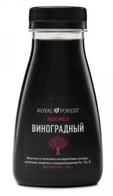 """Пекмез (сироп) виноградный, """"Royal Forest"""", 250 г от Свой Путь"""