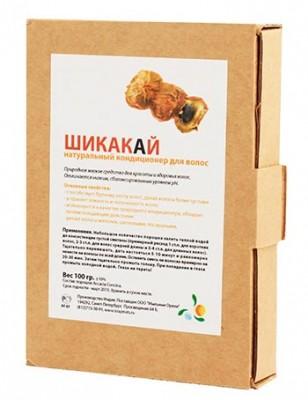 """Натуральный кондиционер для волос """"Шикакай"""", 100 г от Свой Путь"""