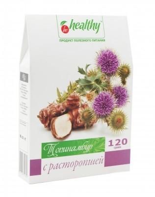 Топинамбур с расторопшей, Be Healthy, 120 г