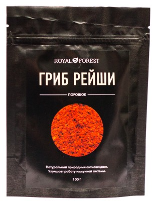 "Гриб Рейши, ""Royal Forest"", 100 г"