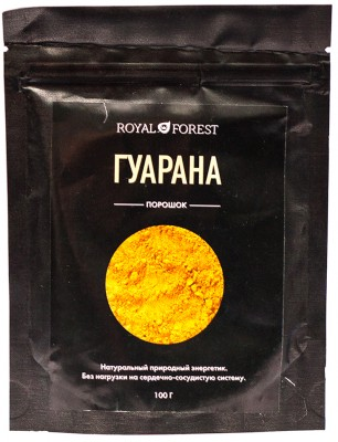 "Гуарана, ""Royal Forest"", 100 г"