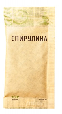"Спирулина, ""TOP-spirulina"", 1 шт 5 гр"