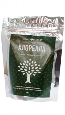 "Хлорелла, ""Royal Forest"", 100 г"